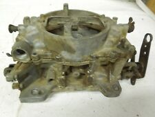 1962 CORVETTE C1 CARTER AFB CARBURETOR O.E.M. 3269S CF2