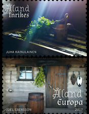 Aland - Postfris / MNH - Complete set Joint-Issue Aland-Finland 2017