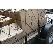72'' x 96'' Full Size Truck/Trailer Cargo Net with 28 Hooks Foreign & Domestic