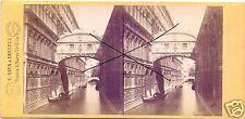19563/ Stereofoto 9x17,5cm, C. Naya, Piazza S. Marco, Venedig, ca. 1870