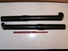 Fork LEG Carbon look stanchion guards MARZOCCHI GAS GAS SCORPA OSSA Trials Bike