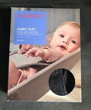 BABYBJORN Fabric Seat for Bouncer - Anthracite, Bliss Mesh For New Born