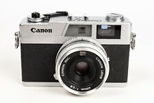 "Canon Canonet 28 + 40mm 1:2.8 Rangefinder Camera "" NEW SEALS"".."