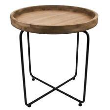 Tables d'appoint multicolores ronds pour le salon