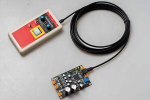 New Tesla coil DRSSTC SKP jump pulse driver + arc extinguishing controller
