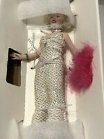 "World Doll 1983 CELEBRITY SERIES ""MARILYN"" DOLL w/box and COA A-594"