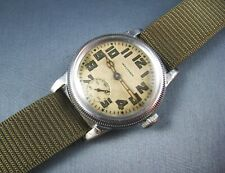 Authentic Vintage Waltham US Military WW2 Ord Dept  Mens Watch