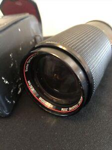 Vivitar Series 1 Macro Focusing Zoom Lens 70 - 210mm 1:2.8-4.0