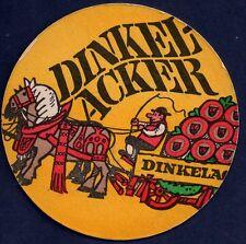 OLD DINKELACKER  - STUTTGART BEERCOASTER FROM GERMANY FE16033
