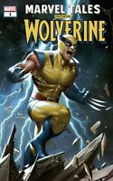 Marvel Tales Wolverine #1 Marvel Comic 1st Print 2020 unread NM