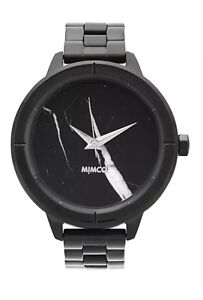 ⌚️⌚️⌚️⌚️Mimco New 💞$399 Alchemy Black TimePeace Watch + Box