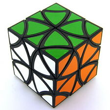 Black Butterfly Copter Magic Cube Curve Helicopter Cube Twist Puzzle By Lanlan