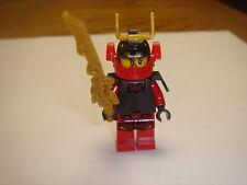 LEGO Ninjago Samurai X Minifigure with dragon sword  new