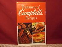 Treasury of Campbell's Recipes cookbook