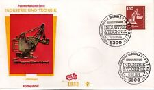 W Germany 1979 Industry & Technology SG 1751 FDC