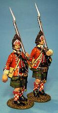 42nd Regiment - 2 Grenadiers Marching - John Jenkins #TIC-20 French & Indian War