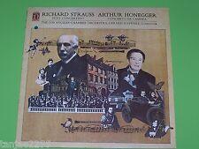Parigi Strauss-NERO-Concerto da camera/Duet-Nonesuch Digital LP