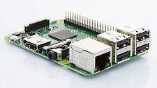 Lot of 10 Raspberry PI 3 Model B A1.2GHz 64-bit quad-core ARMv8 CPU, 1GB RAM