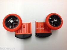 Wheel Foot Kit for Alta One, Megalite Type 1 Little Giant Ladders feet
