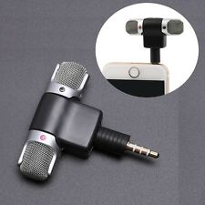 Portable Mini Voice Mic Microphone for Recorder PC Laptop MD VoIP MSN Skype QH