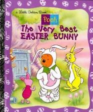 Pooh: The Very Best Easter Bunny (A Little Golden Book) by Ann Baybrooks