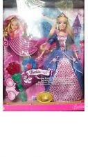 Barbie sleeping beauty avec magique lumière et wand mattel 2006