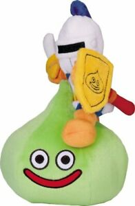 Dragon Quest Smile Slime Plush Doll Slime Knight M Size