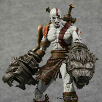 """7"""" God of War 3 Ultimate Kratos Action Figure 1:12 Game Collection Toy Gift New"""