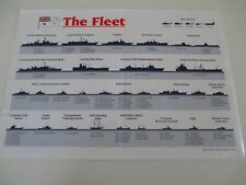 1996 NAVY VESSELS | The Fleet | Guided Missile Destroyers Figates Submarines etc