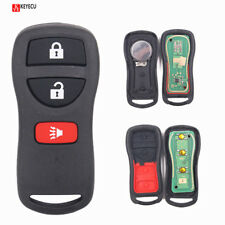 Remote Key Fob KBRASTU15 3Button 315Mhz for Nissan Armada Frontier Murano Quest