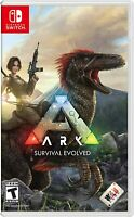 ARK Survival Evolved (Nintendo Switch) (NEU & OVP) (UNCUT) (Blitzversand)