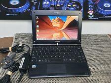 """C1168 Toshiba NB200 - 11l Netbook 10.1"""" Intel Atom 1GB Ram 160 Gb Hdd Webcam Wifi"""