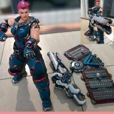 1/6 Overwatch Zarya Garage Kits Resin Original Design Statue OW Heroes IN STOCK