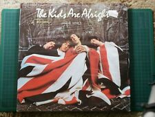 LP The Who The Kids Are Alright 1979 MCA Booklet Vinyl x 2  Record EX-NM