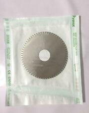 One big Round blade for Medical Cast Saw Cutter Orthopedic, Replacement blade ts