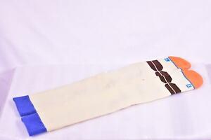 Stance Thick Snowboarding Wool Blend Socks, Plain Vanilla Cream - (S/M)