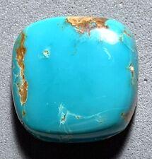 (C video) FABULOUS! larger ring stone sized GR8 BLUE MATRIX ROYSTON TURQUOISE