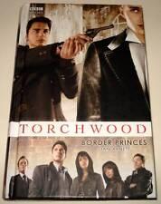 TORCHWOOD : BORDER PRINCES  BBC Hardback Book 2007  VFN