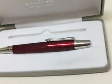 Waterford Red Lacquer Convertible Pen