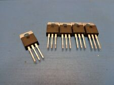 (5) MC7905.2CT 1A - 5.2V NEGATIVE LDO VOLTAGE REGULATOR TO220 MOTOROLA USA