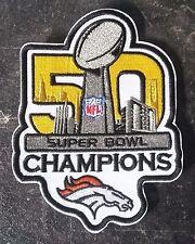 NFL PATCH RICAMATE Bowl Patch 50 dimensioni circa 8,5 x 11,5 cm