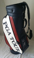 PGA TOUR STAFF BAG for PROS of the PGA TOUR as SEEN on the RANGE at The PLAYERS