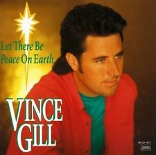 Let There Be Peace On Earth by Vince Gill CD