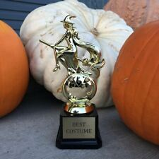Halloween Witch Trophy