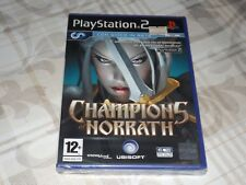 "PS2 "" CHAMPIONS OF NORRATH "" SIGILLATO"