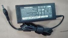 ORIGIINAL OEM TOSHIBA PA3516E-1AC3 PA3715U-1ACA 19V 4.74A 90W ADAPTER CHARGER