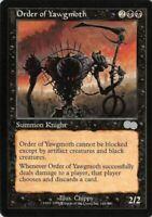 4 Order of Yawgmoth 4x x4 - LP - Urza's Saga - SPARROW MAGIC - mtg -