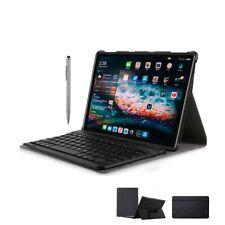 2 en 1 tablettes 10 pouces, Android 9.0 tablette PC avec étui à clavier sans fil