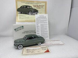 1/24 Danbury Mint 1949 Mercury Coupe Green  Limited Edition