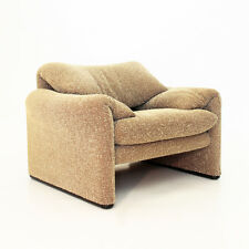 Poltrona 675 Maralunga, Vico Magistretti per Cassina, armchair